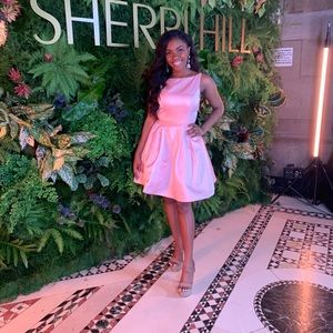 Sherri Hill Dresses - Sherri Hill Pink Cocktail